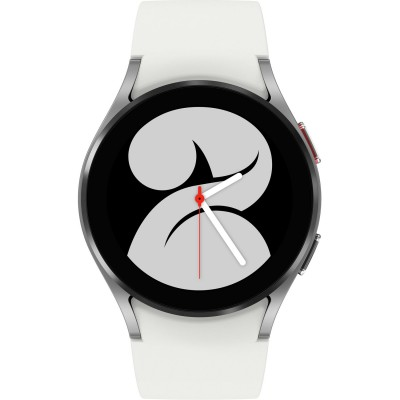 Samsung Galaxy Watch 4 - Bluetooth 40mm Smartwatch - Silver