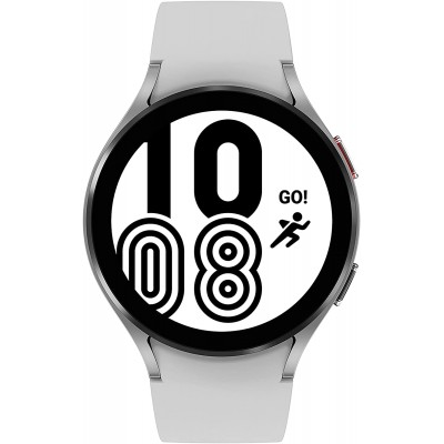 Samsung Galaxy Watch 4 - Bluetooth 44mm Smartwatch - Silver