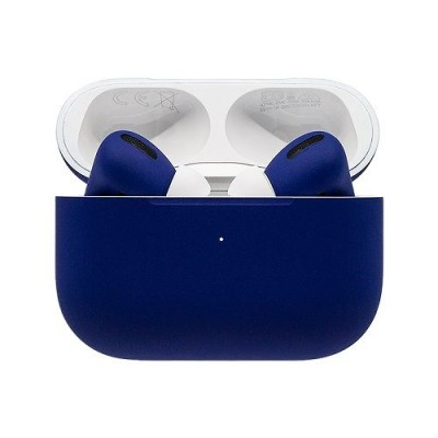 SWITCH PAINTED APPLE AIRPODS PRO WIRELESS - Blue Matte