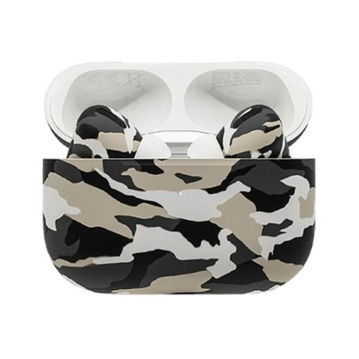 SWITCH PAINTED APPLE AIRPODS PRO WIRELESS -  Camo
