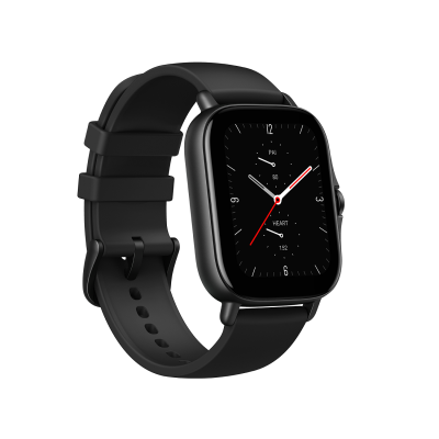 AMAZFIT GTS 2e Smart Watch - Obsidian Black