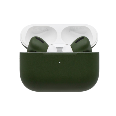 SWITCH PAINTED APPLE AIRPODS PRO WIRELESS - Midnight Green