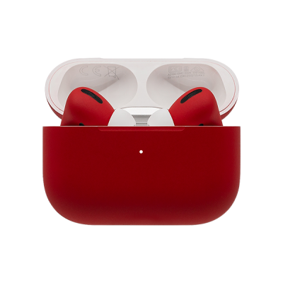 SWITCH PAINTED APPLE AIRPODS PRO WIRELESS - Ferrari Red Matte