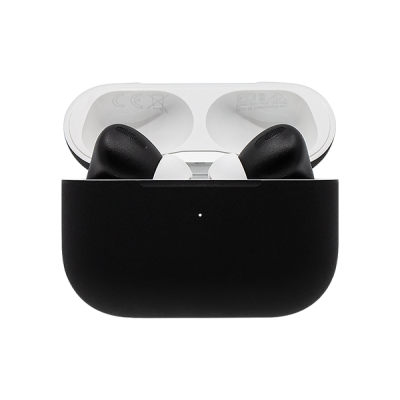 SWITCH PAINTED APPLE AIRPODS PRO WIRELESS - Jet Black Matte