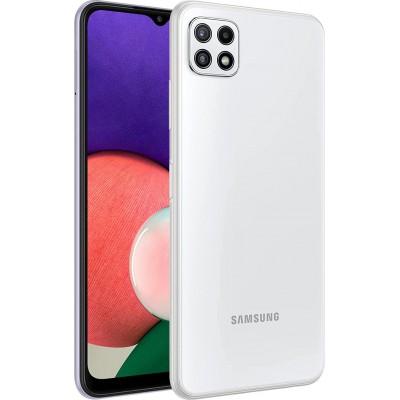 Samsung Galaxy A22 5G Smartphone Dual Sim 4GB RAM 64GB White