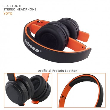 Jabees YOYO Bluetooth V3.0 Headset Wireless Headphone