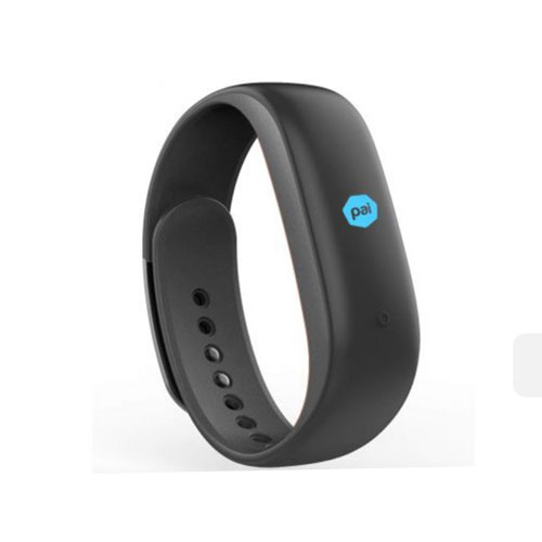 Lenovo HW02 Plus Smart band , Fitness Tracker ,iOS ,Android Heart Rate Monitor, Calories Burned, Touch Screen Gravity Sensor. Heart Rate Sensor ,Finger sensor Silica Gel , PC (Polycarbonate) Black