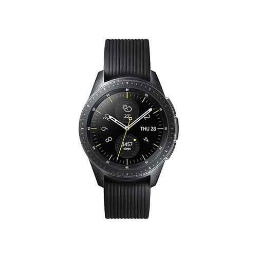 Samsung Galaxy Watch 42mm, Midnight Black - SM-R810NZKAXSG