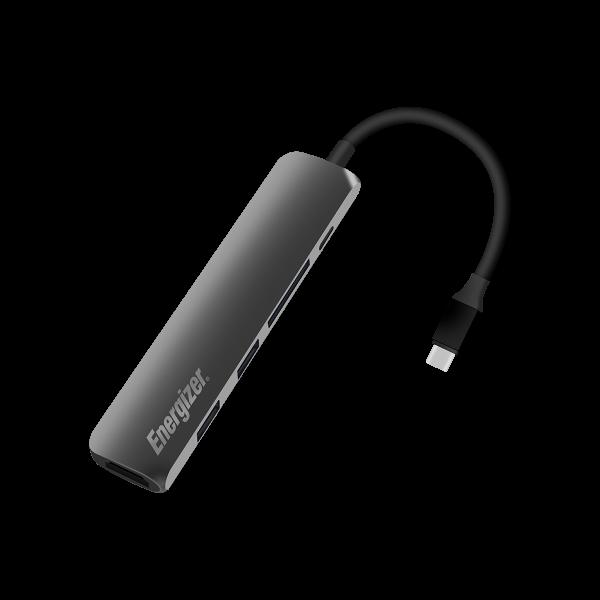 Energizer Ultimate Hub USB C3.1 Alu Multi-Port II