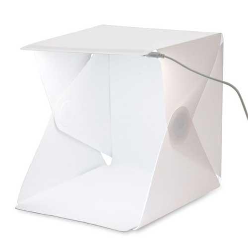 Lightbox Portable Folding Photography Studio
