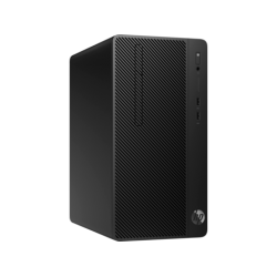 Hp 290 G1 MT Intel Core i3-7100, 4GB, 500GB, DOS, En
