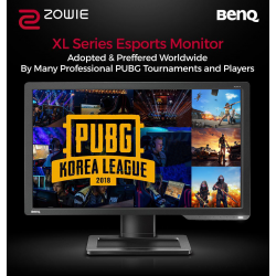 BenQ Zowie XL2411P 24-Inch 144Hz 1ms eSports Gaming Monitor