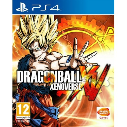 PS4 Game Dragonball Xenoverse