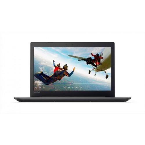 "Lenovo Ideapad 320 Intel Core i5-8250U, 4GB Ram, 1TB HDD, 2GB Graphic, 15.6"" Screen, Dos, En - Black"
