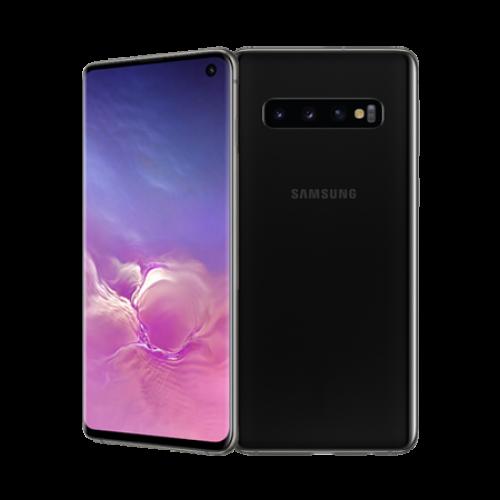 Samsung Galaxy S10 Smartphone LTE 128GB , Black