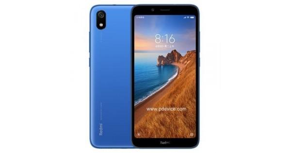 Xiaomi Redmi 7A 2GB Ram 16GB Dual Sim 4g LTE Matte Blue