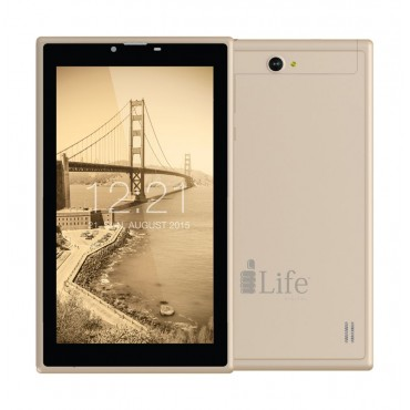 I-Life -ITELL K3400G, 1GB, 8GB -Gold