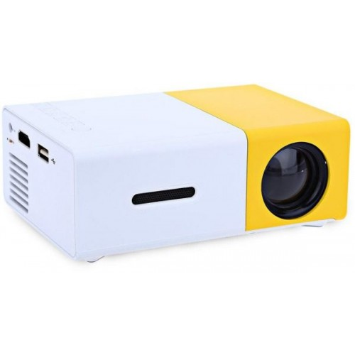 Bsnl A7 plus Lcd Projector Yellow Color