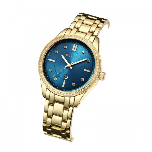 Luxury Fashion Womens Quartz Watch 9010