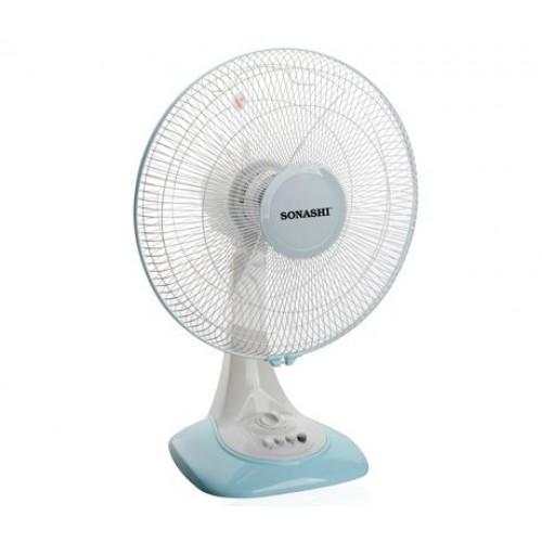 """Sonashi sf-8028d 16"""" Table Fan"""