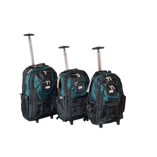 """Discovery RB2809 backpacks with attached trolley 192123"""""""