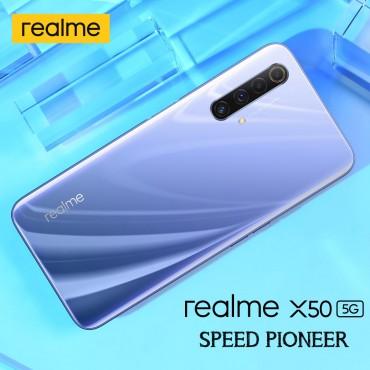 Realme X50 5G 6GB RAM 128GB Dual Sim 48MP 8MP 2MP 2MP