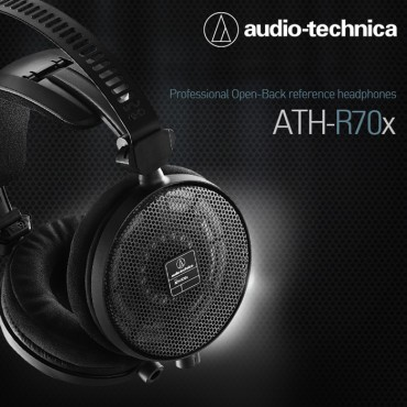 Audio Technica ATH-R70X - Reference Headphone