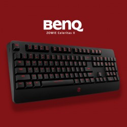 BenQ ZOWIE CELERITAS II Keyboard for e-Sports