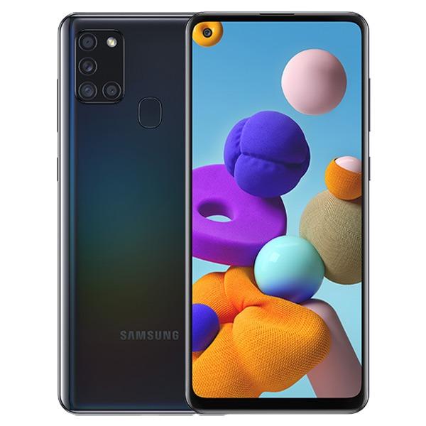 Samsung Galaxy A21S Dual SIM 4GB Ram 64GB 4G LTE  48 MP+ 8 MP+ 2MP+ 2MP
