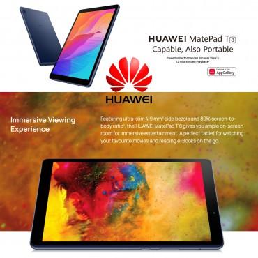 HUAWEI MATEPAD T8  32GB + 2GB RAM 4G LTE BLUE