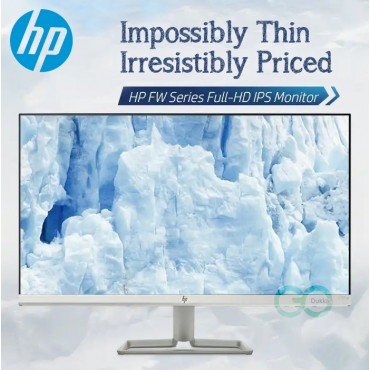 HP 24fw with Audio Display 23.8-inch Monitor