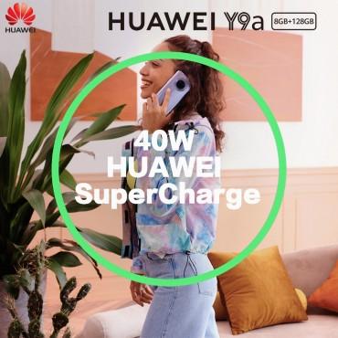 HUAWEI Y9A DUAL SIM 8GB RAM,128GB 64MP+ 8MP + 2MP + 2MP