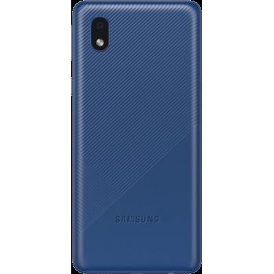 Samsung Galaxy A01 Core Smartphone Dual Sim 16GB Rom 1GB RAM Blue