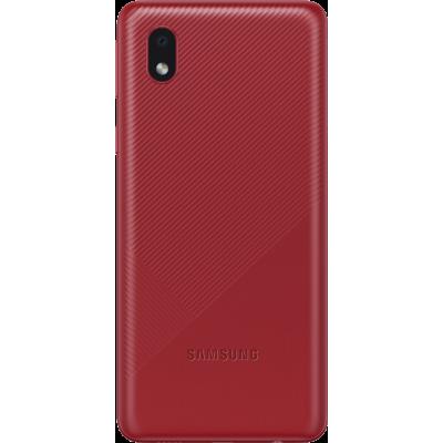 Samsung Galaxy A01 Core Smartphone Dual Sim 16GB Rom 1GB RAM Red
