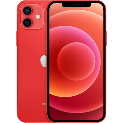 Apple iphone 12 Mini With Facetime 64GB 5G Red