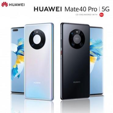 Huawei Mate 40 Pro 8GB Ram 256GB Dual Sim 5G  50MP + 12MP + 20MP