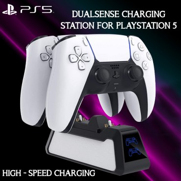 Sony DualSense Charging Station for PlayStation 5