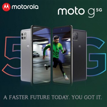 Motorola Moto G 5G Dual Sim 6GB RAM 128GB 48MP + 8MP + 2MP