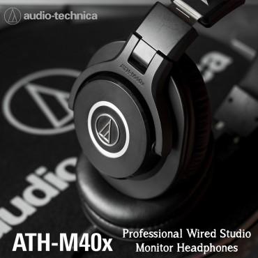 Audio Technica ATH-M40x Professional Studio Headphones