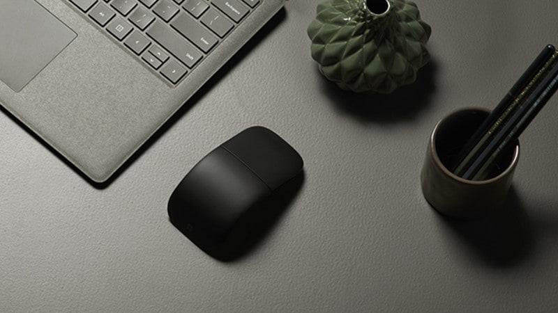 Microsoft Surface Mouse, Black | FHD-00023| Godukkan com