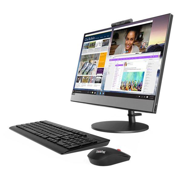 The powerful  Lenovo V530 AIO makes multitasking a breeze