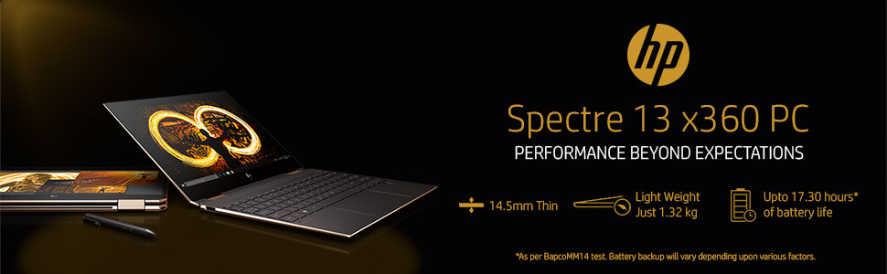 spectre x360; hp spectre; convertible laptop; thin laptop; ultra thin laptop; light laptop